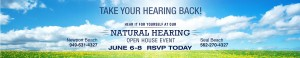Natural Hearing Open House Event